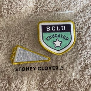 SCLU Stoney Clover Patches